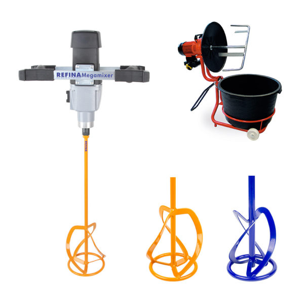Power Mixers & Accessories