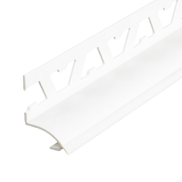 PVC Bath Edge Tile Trim - Undertile