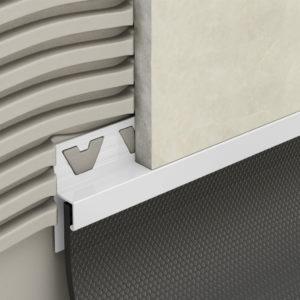 PVC Skirting Altro Flooring Tile Trim - Usage
