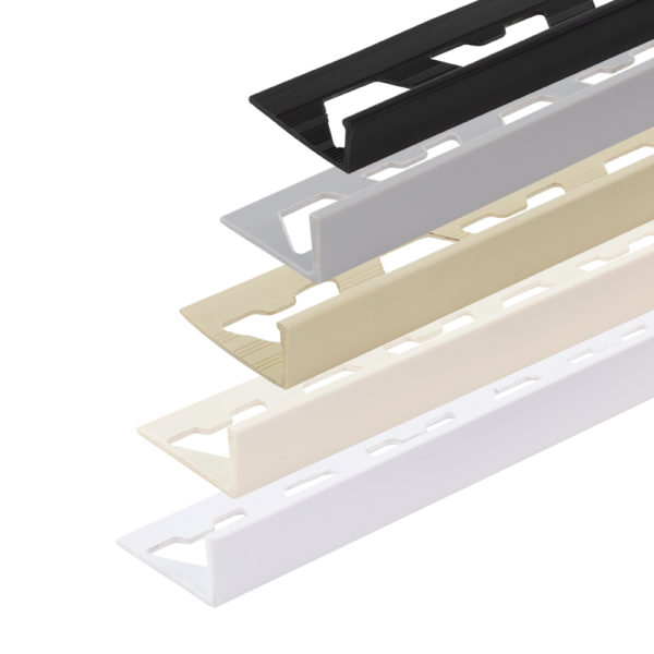 PVC Straight Edge Tile Trim