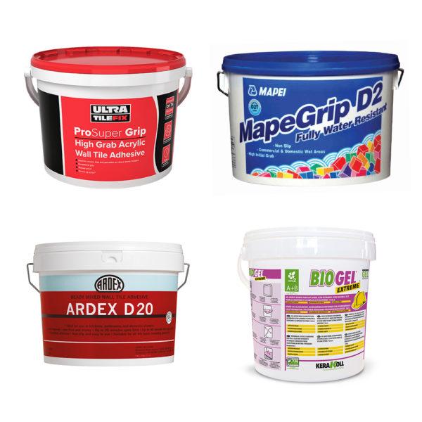 Ready-Mixed Adhesives