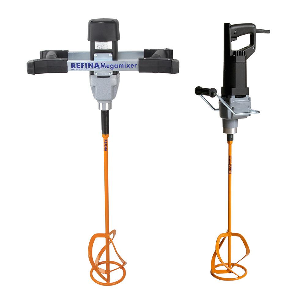 Refina Power Mixers & Accessories