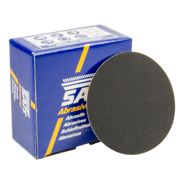 Sait 125mm Velcro Sanding Discs
