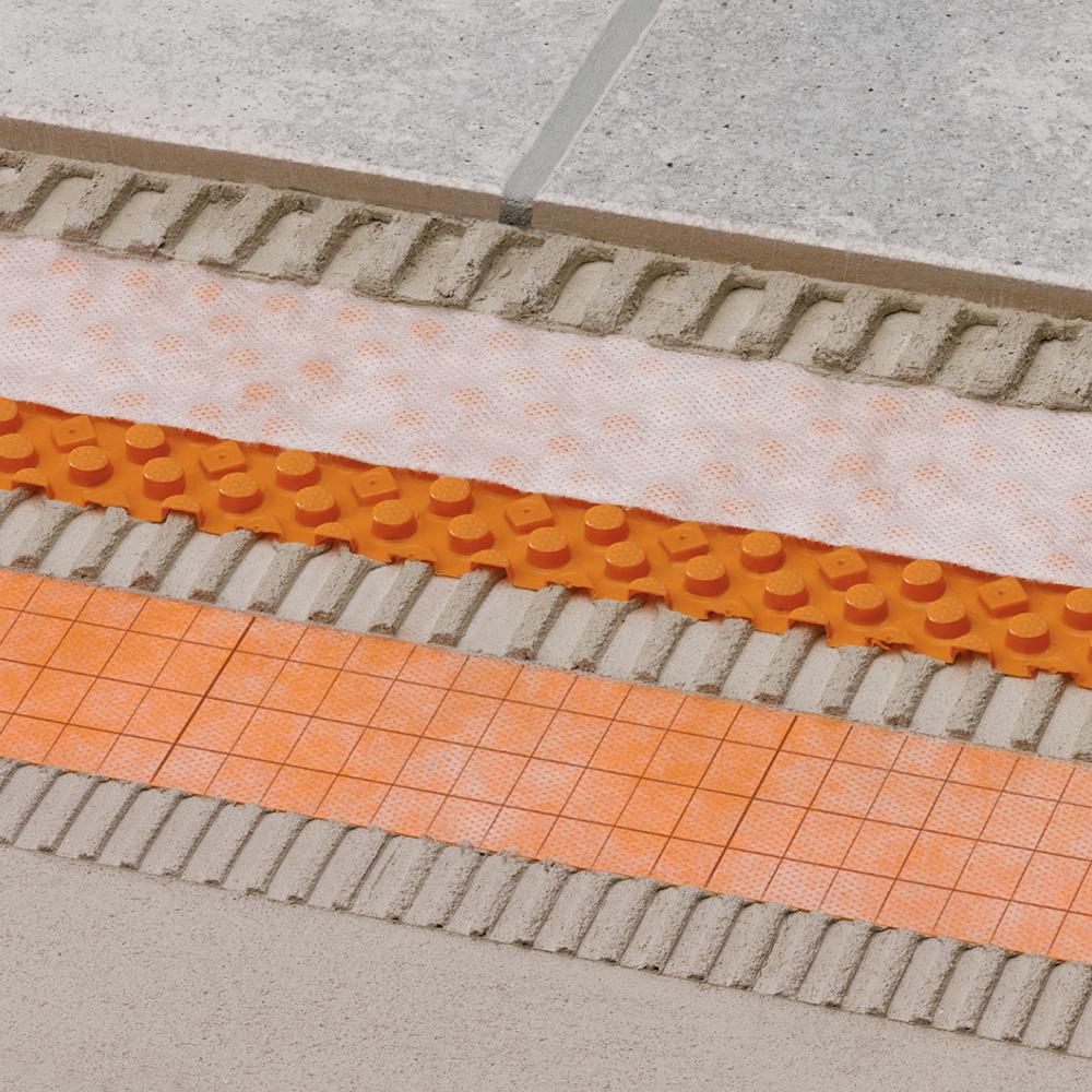Schluter Ditra Drain 4 Amp 8 Tiling Supplies Direct