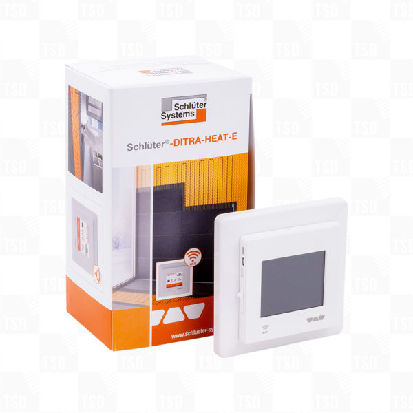 Schluter DITRA HEAT WIFI Thermostat