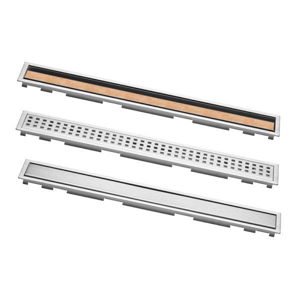 Schluter KERDI LINE A/B/C Grates & Frames