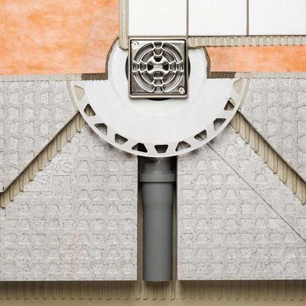 Schlüter Shower Trays, Drains & Accessories