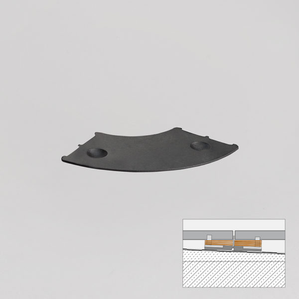 Schluter TROBA LEVEL - AP1 Levelling Platelet