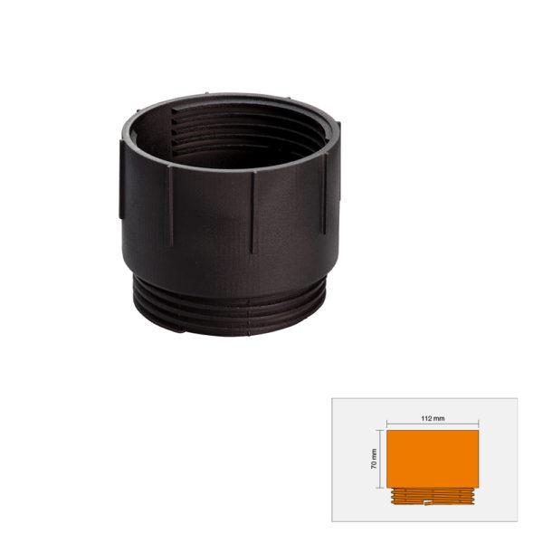 Schluter TROBA LEVEL - PLA70 Height Adapter