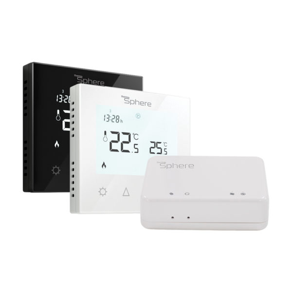 ThermoSphere Programmable WiFi Thermostat