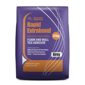 Tilemaster Rapid Extrabond Tile Adhesive