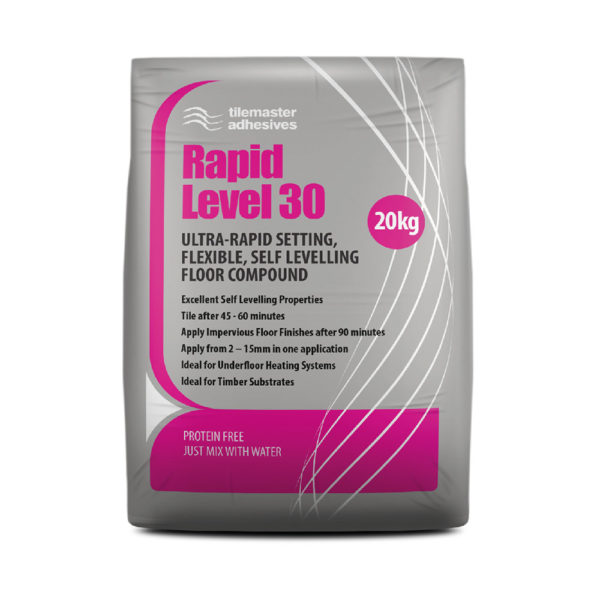 Tilemaster Rapid Level 30 Levelling Compound