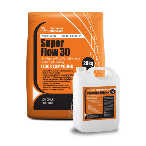 Tilemaster Super Flow 30 Levelling Compound