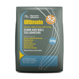Tilemaster Ultimate Tile Adhesive