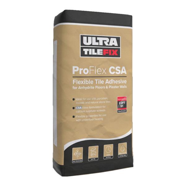 Ultra Tile Fix ProFlex CSA Tile Adhesive