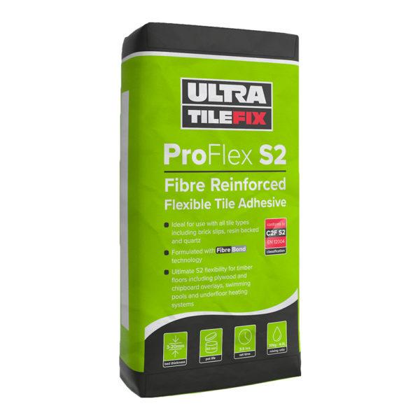 Ultra Tile Fix ProFlex S2 Tile Adhesive