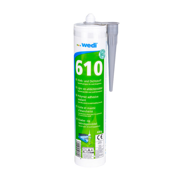 wedi 610 Adhesive Sealant 310ml