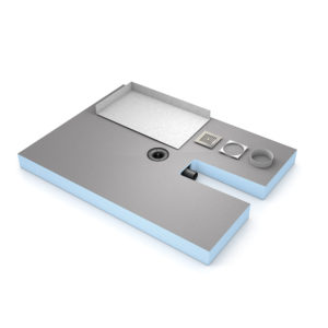 wedi Fundo Integro Shower Tray